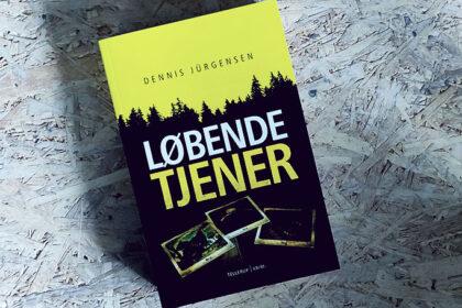 Boganmeldelse - Løbende tjener af Dennis Jürgensen