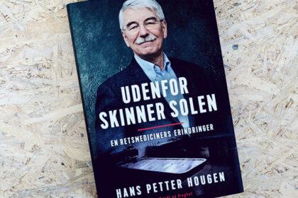 Boganmeldelse - Udenfor skinner solen af Hans Petter Hougen