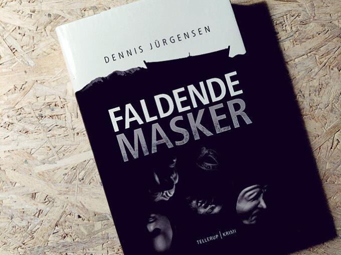 Boganmeldelse - Faldende masker af Dennis Jürgensen
