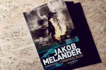 Boganmeldelse - Forbandet blod af Jakob Melander