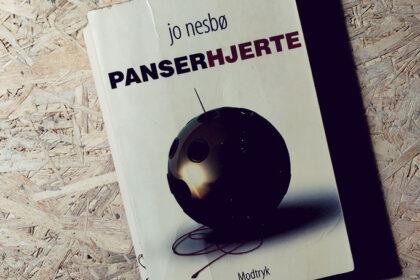 Boganmeldelse - Panserhjerte af Jo Nesbø