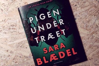 Boganmeldelse - Pigen under træet af Sara Blædel