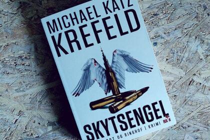 Boganmeldelse - Skytsengel af Michael Katz Krefeld