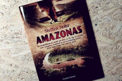 Boganmeldelse - Amazonas af Steffen Nohr