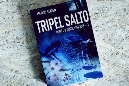 Boganmeldelse - Tripel salto af Michael Clasen