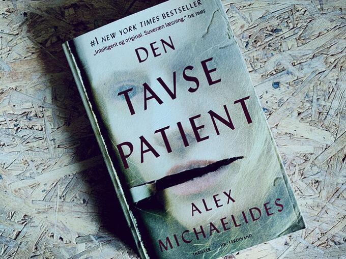 Boganmeldelse - Den tavse patient af Alex Michaelides