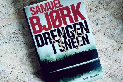 Boganmeldelse - Drengen i sneen af Samuel Bjørk