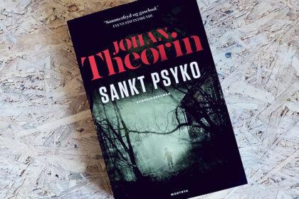 Boganmeldelse - Sankt Psyko af Johan Theorin