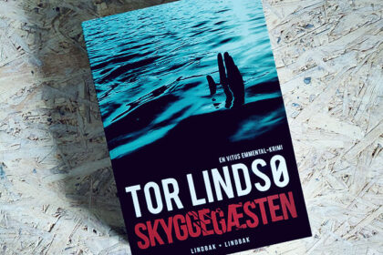 Boganmeldelse - Skyggegæsten af Tor Lindsø