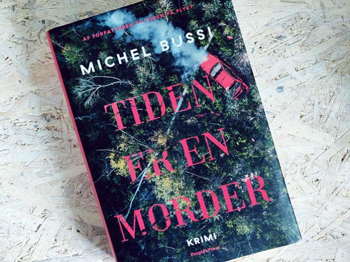 Boganmeldelse - Tiden er en morder af Michel Bussi