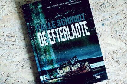 Boganmeldelse - De efterladte af Palle Schmidt