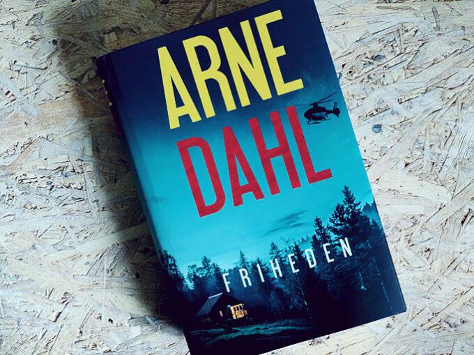 Boganmeldelse - Friheden af Arne Dahl
