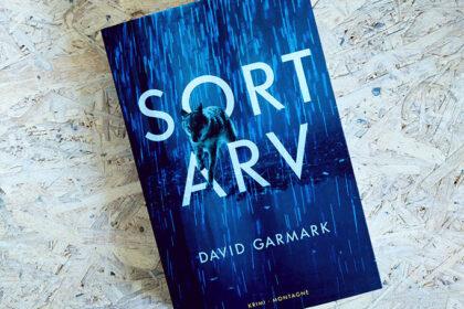 Boganmeldelse - Sort arv af David Garmark