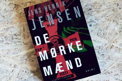 Boganmeldelse - De mørke mænd af Jens Henrik Jensen