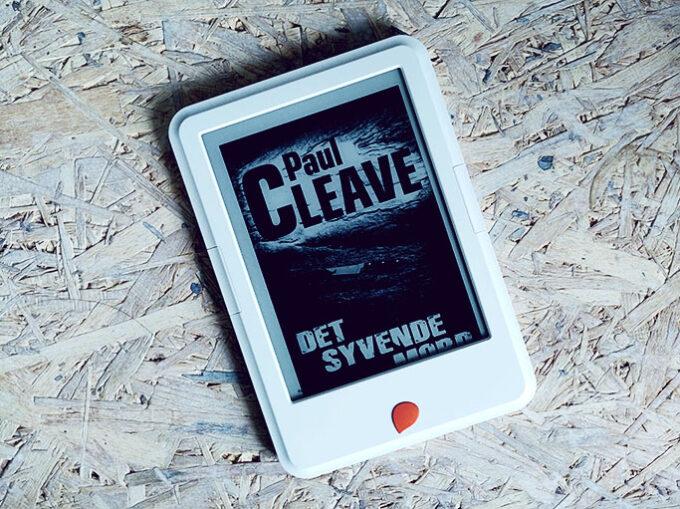Boganmeldelse - Det syvende mord af Paul Cleave