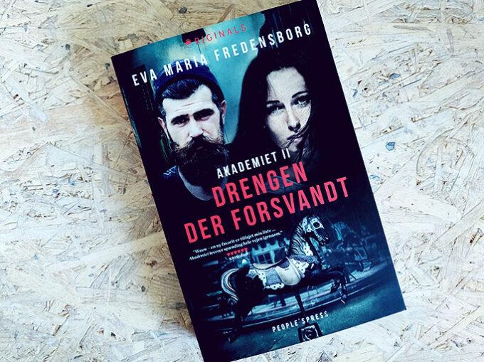 Boganmeldelse - Drengen der forsvandt af Eva Maria Fredensborg
