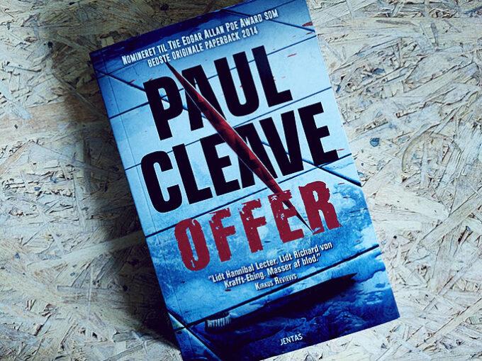 Boganmeldelse - Offer af Paul Cleave
