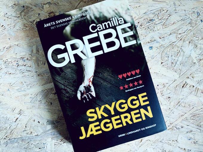 Boganmeldelse - Skyggejægeren af Camilla Grebe
