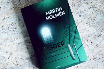 Boganmeldelse - Slugger af Martin Holmén