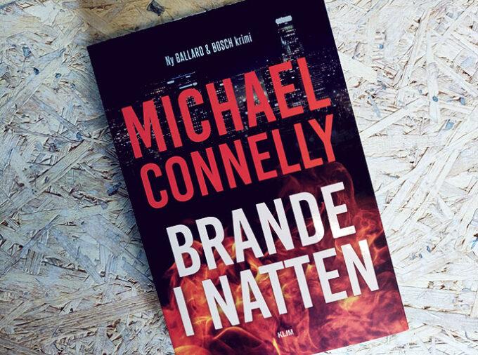 Anmeldelse af Brande i natten - Michael Conelly