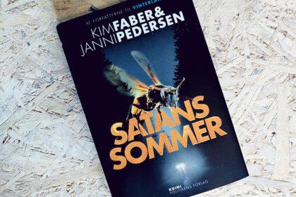 Boganmeldelse - Satans sommer af Kim Faber og Janni Pedersen