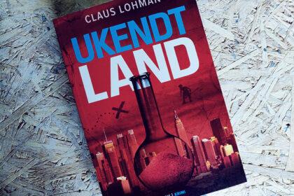 Anmeldelse af Ukendt land - Claus Lohman