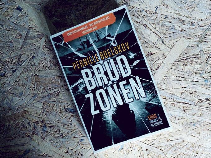 Anmeldelse af Brudzonen - Pernille Boelskov
