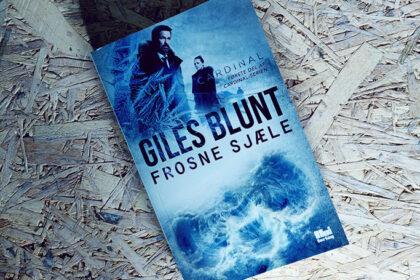 Anmeldelse af Frosne sjæle - Giles Blunt