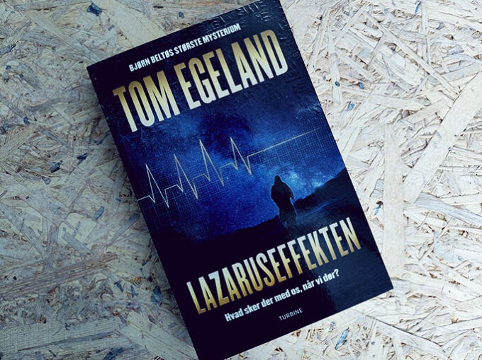 Anmeldelse af Lazaruseffekten - Tom Egeland
