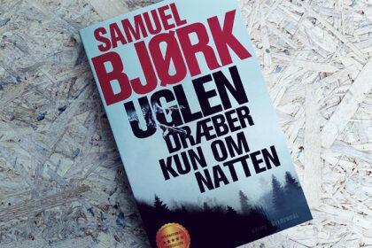 Anmeldelse af Uglen dræber kun om natten - Samuel Bjørk