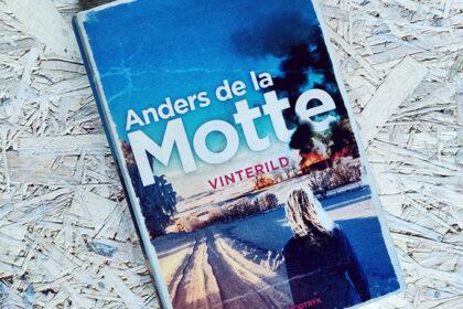 Anmeldelse af Vinterild - Anders de la Motte