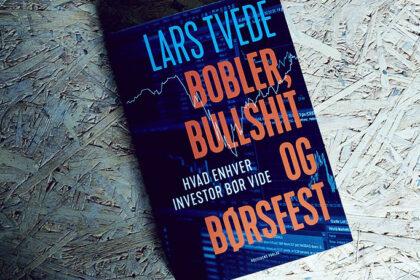 Anmeldelse af Bobler, bullshit og børsfest - Lars Tvede