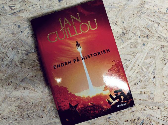 Anmeldelse af Enden på historien - Jan Guillou