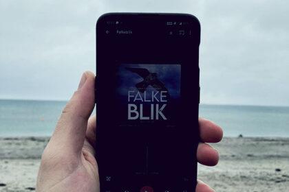 Anmeldelse af Falkeblik - Tommy Thorsteinsson
