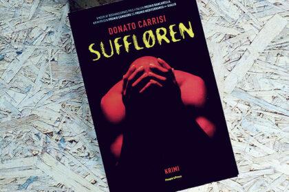 Anmeldelse af Suffløren af Donato Carrisi