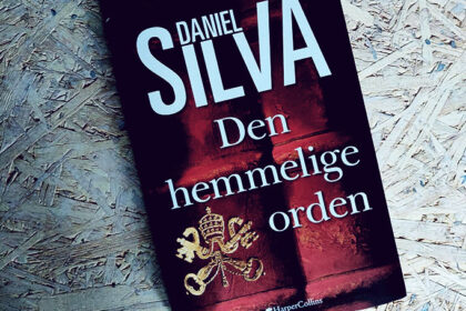 Anmeldelse af Den hemmelige orden af Daniel Silva