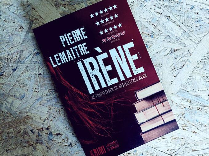 Anmeldelse af Irène - Pierre Lemaitre